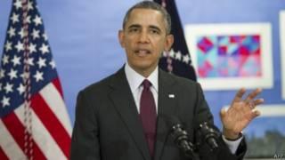 Президента Обаму призывают взять инициативу в свои руки в решении кризиса на Украине