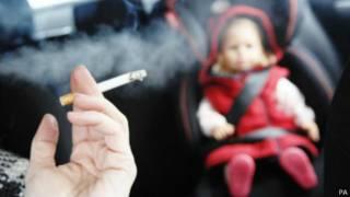 Fumante passivo (PA)