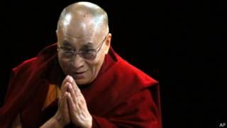 達賴喇嘛(資料照片)