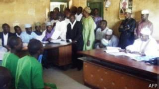 Juicio por homosexualidad en Nigeria