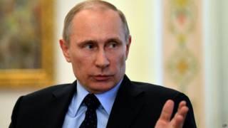 Президент Путин Путин подчеркнул важность российско-американских отношений