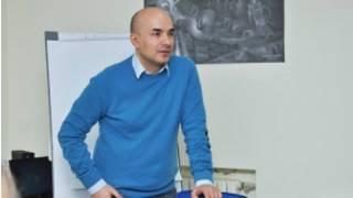 Simferopoldan jurnalist Lenur Yunusov