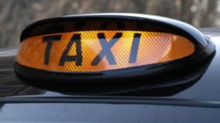 英国出租车标志