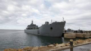 利比亚海军舰艇