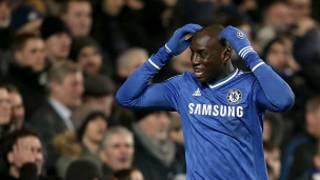 Demba Ba wa Chelsea