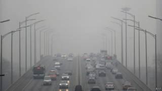 Polusi di Beijing