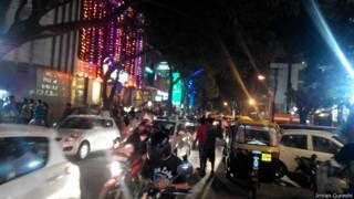 बेंगलूरू की रात