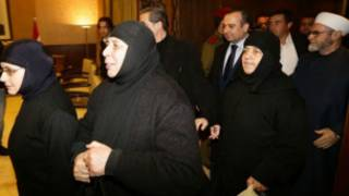Biarawati di Suriah