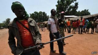 Milicias cristianas en la República Centroafricana