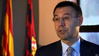 Josep Maria Bartomeu (foto-BBC)