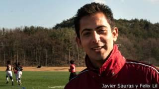 Javier Saldívar, en Fukushima