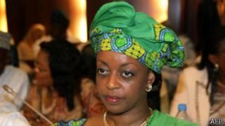Ministar mai ta Nigeria, Diezani Alison Maduke