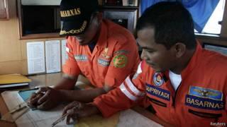 Поиски пропавшего лайнера Malaysia Airlines