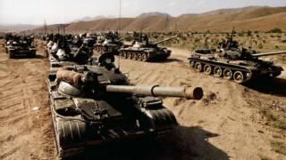 1988年,苏军开始撤出阿富汗