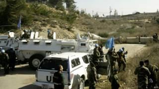 Tropas da Unifil no Líbano (AFP)