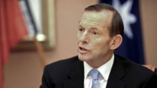 Prime Ministan Australia Tony Abbot