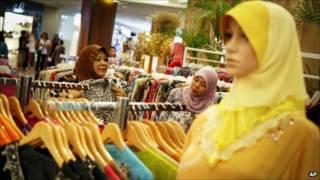 馬來西亞穆斯林人口超過60%。