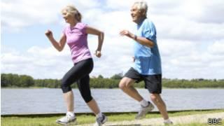 المارسة القوية للرياضة تحد من الانفلونزا
