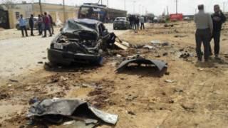 Fashewar bam a Libya