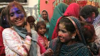 पाकिस्तान में होली