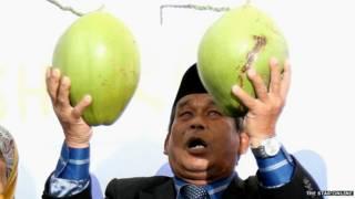 लापता मलेशियाई विमान की तलाश के लिए झाड़फूंक