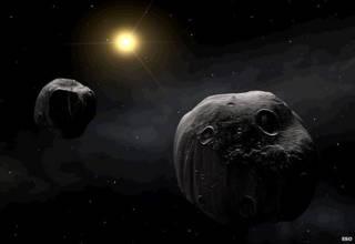 Asteroide binario