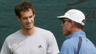 Andy Murray da Ivan Lendl