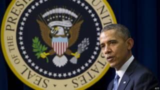 O presidente norte-americano Barack Obama (AFP)