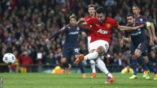 مانشستر يونايتد يتأهل لربع نهائي دوري أبطال أوروبا