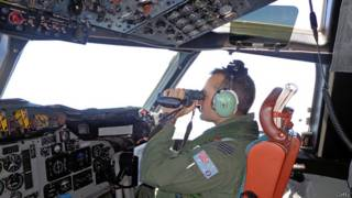 मलेशिया विमान खोज