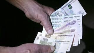 Rublos russos (Reuters)