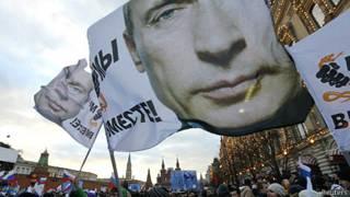 Putin và cuộc khủng hoảng ở Ukraine