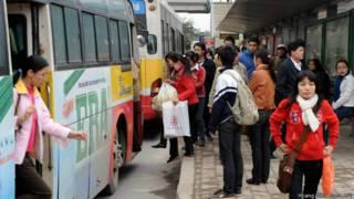 Xe bus ở Hà Nội