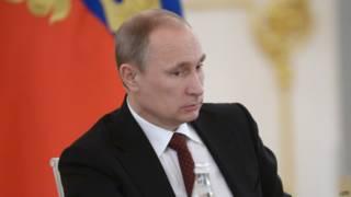 Vladimir Putin (foto: AFP)