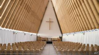 Картонный собор