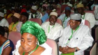 Mahalarta taron kasa a Nijeriya