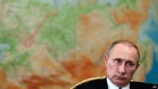 Vladimir Putin (foto de archivo)