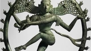 चुराई गई शिव की मूर्ति
