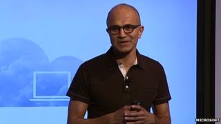 ساتيا ناديلا، رئيس شركة ميكروسوفت