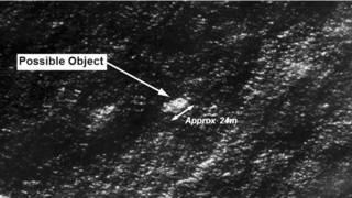 Imagem de satélite. Foto: BBC