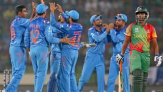 भारत-बंग्लादेश मैच