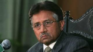 Первез Мушарраф в суде