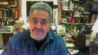 Professor Paulo Farias, em dezembro de 2013. Foto: cortesia