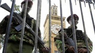 Abashinzwe umutekano muri Kenya