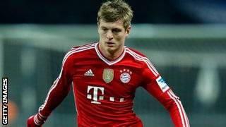克鲁斯自2010年亮相德国国家队之后一共出场42次