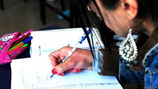 Estudiante en Argentina
