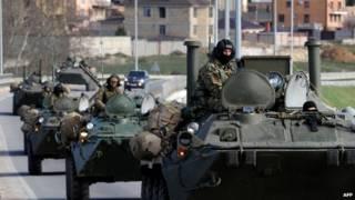 ما الذي يمكن لحلف شمال الاطلسي القيام به ضد روسيا؟