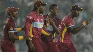 ट्वेंटी-20 क्रिकेट विश्व कप में वेस्टइंडीज़ की टीम के खिलाड़ी