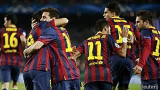 Ikipe ya Barcelona ntiyakurikije amategeko ya FIFA