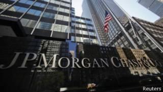 Банк JP Morgan